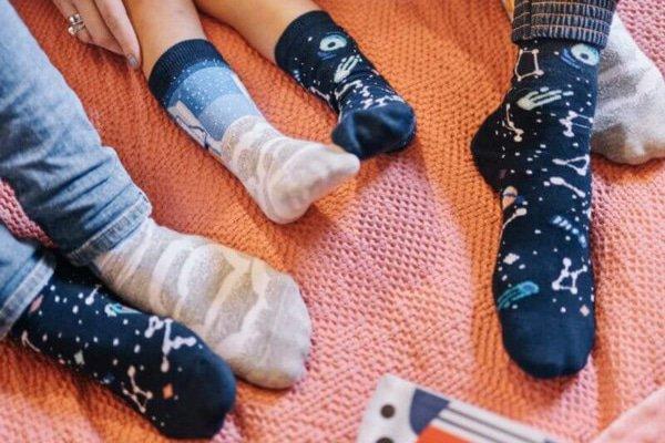 Matching sokken voor koppels én kids