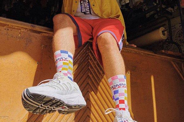 Trend alert: sokken in pastelkleuren