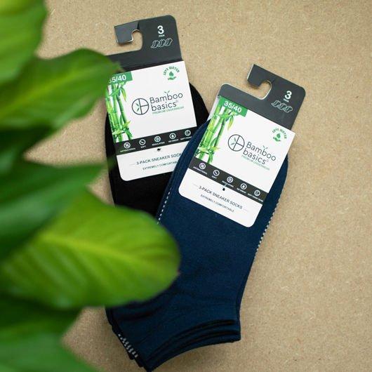 Bamboo Basics sokken