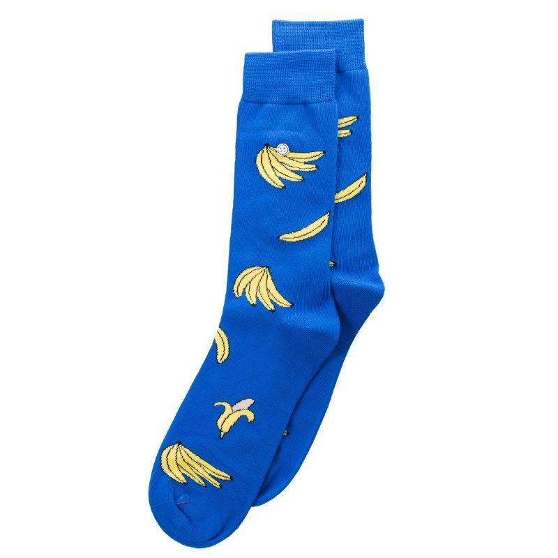 Afbeelding van Alfredo Gonzales sokken bananas blue unisex