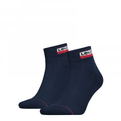 quarter sportswear 2-pack blauw