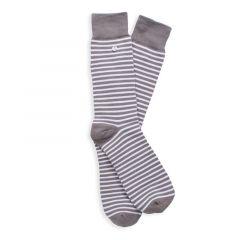 stripes grijs & wit