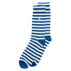 harbour stripes blauw & wit