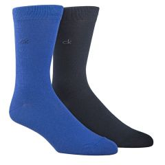 carter crew 2-pack casual flat knit blauw