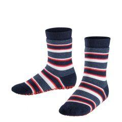 kids catspads mixed stripe marine blauw