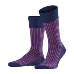 oxford stripe roze / blauw