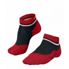 RU4 halfhoog GoOn dames zwart & rood