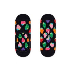 strawberry footies zwart