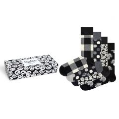 black & white giftbox 4-pack IV