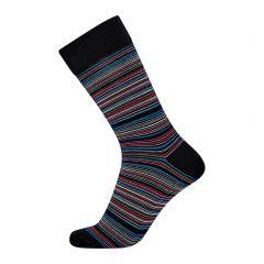 variation stripe blauw & rood
