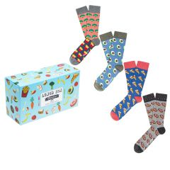 lunch giftbox 4-pack multi