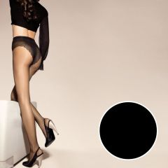 panty style 15 zwart