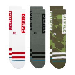 casual the OG 3-pack camo multi