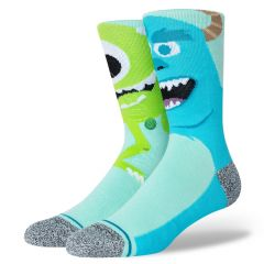 casual infiknit monstropolis blauw (Pixar)