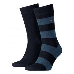 rugby 2-pack donkerblauw