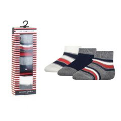 baby giftbox logo stripe mix multi