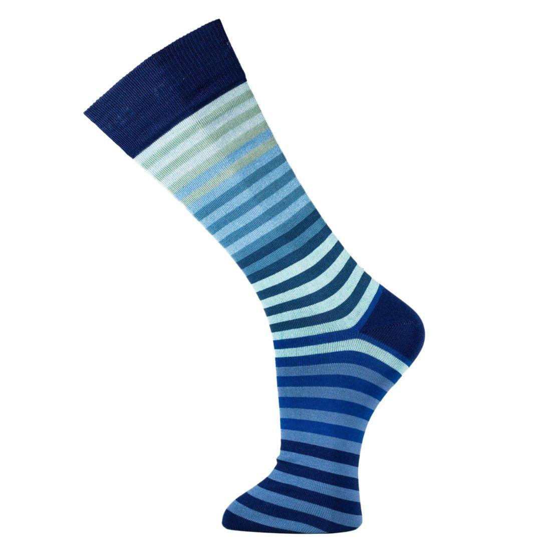 Afbeelding van Effio sokken fade no. 308 heren