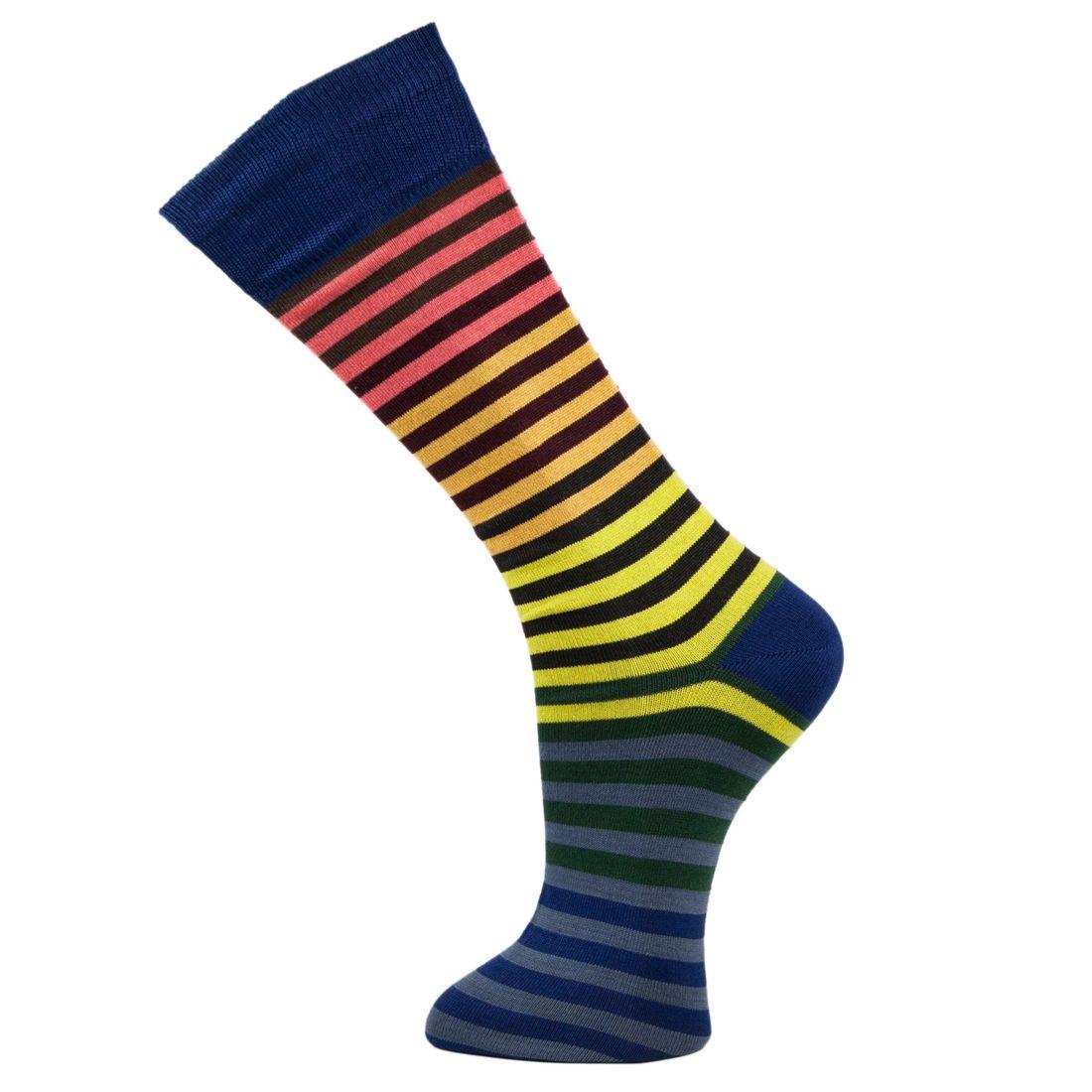 Afbeelding van Effio sokken fade no. 505 heren