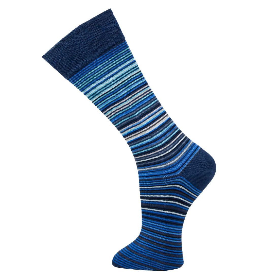 Afbeelding van Effio sokken stripes no. 508 heren
